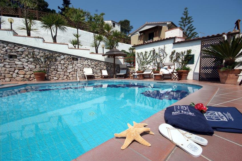 Hotel Barsalini Sant Andrea Elba