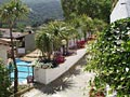 Gardens around the pool: Hotel Barsalini - Elba Island